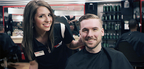 Sport Clips Haircuts of Lake Zurich  Haircuts